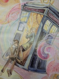 Sara Richard Doctor Who Art