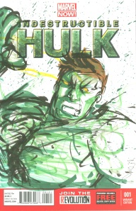 Apparently, there's an Indestructible Hulk.