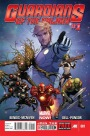 Casual Comics Review: Guardians of the Galaxy #1