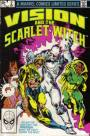 Casual Comics Rewind Review: Vision and the Scarlet Witch#2