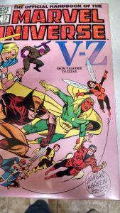 Marvel U 2